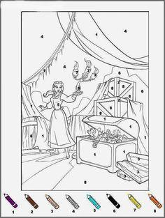 coloriage magique a imprimer - Coloriages magiques GS CP CE1 Les Coccinelles