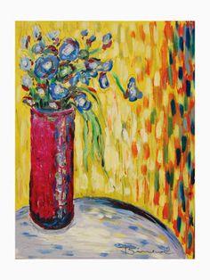 O vaso das Flores Inexistentes