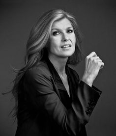 """As women, let's take 'Clear Eyes, Full Hearts' back and use it as it was always intended -- as a motivator for progress, power, and greatness"" - Connie Britton"