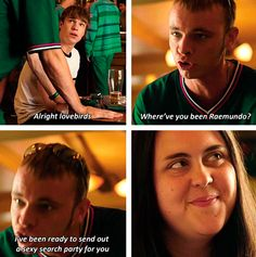 Chop & Rae. My mad fat diary
