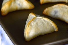 Lebanese meat pies, or fatayar, are delicious little triangles of dough baked golden brown. My recipe for the dough and filling is terrific and clear-cut!