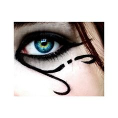 Eloquent eyes ❤ liked on Polyvore featuring beauty products, eyes, makeup, eye makeup, olho and pictures