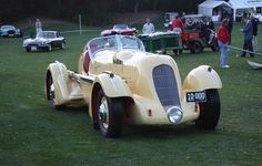 The Mormon Meteor, a 1935 Duesenberg SJ Speedster  I would love to see this at the Cache Valley Cruise-In this year!
