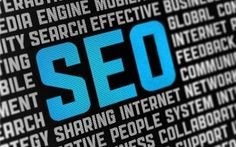 """About 3.5 people look up the term """"SEO"""" each second."""