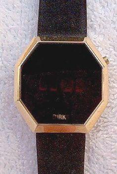 Birks LED Watch (2) Led Watch, Watch 2, Perfume Bottles, Vintage, Perfume Bottle, Vintage Comics