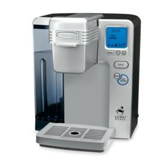 Cuisinart® Keurig® Brewed Single Serve Brewing System - BedBathandBeyond.com
