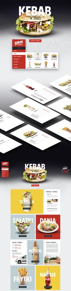 Kebab in Wieliczka on Behance