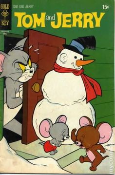 Tom and Jerry (1949 Dell/Gold Key) 250