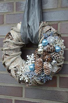 Kränze - *Türkranz* Weihnachten Shopname: A&E-Deko - ein Designerstück von Antonina-85 bei DaWanda