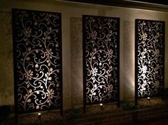 Lighting idea ~ PO Box Designs Gallery - PO Box Designs