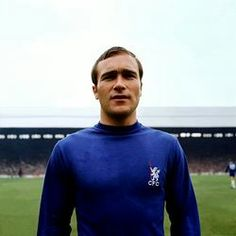 Ron Harris of Chelsea in Chelsea, Blues, Football, Sweatshirts, 1970s, Sweaters, Mens Tops, T Shirt, Fashion