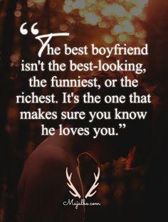 The Perfect Boyfriend Love Quotes