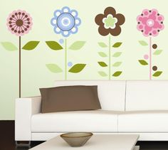 The largest selection of peel & stick wall decals, custom wall decals and wall graphics, wall murals & more. Wallpaper Stickers, Peel And Stick Wallpaper, Do It Yourself Design, Tree Wall Murals, Murals For Kids, Flower Wall Stickers, Beautiful Interior Design, Unique Wall Decor, Flower Applique