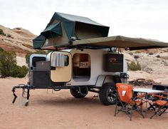 A proper off-road adventure requires the proper amount of gear. We choose the 7 best off-road trailers for your next excursion.