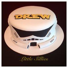 Stormtrooper cake