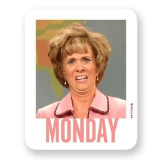 Enough already. Now in #AF Pack. Send to friends on #chat. #monday #mondays #snl #kristenwiig #sketch #whitegirl #whitepeople #pink #tv #weekend #lol #lolz #comedy #funny #emoji #meme #memes #keyboard #digitalsticker #mojilab