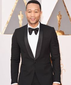 John Legend attends the 88th Annual Academy Awards