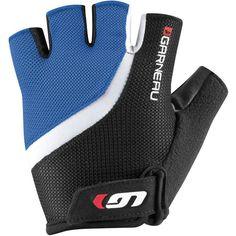 Louis Garneau Men's Biogel RX-V Cycling Gloves, Blue