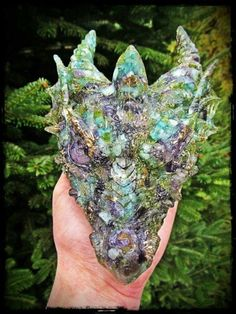 Crystal dragon skull. This will adorn the staff that Isolde steals from the ghost queen in the athenaeum. Its nose breathes in threads which are kept in its eyes-- the brighter the eyes, the more magic. The mouth opens and shoots a small amount of pure magic.