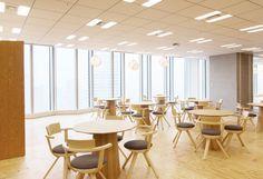 Yahoo Japan Corporation, Japan, 2016 © Julia Maria Max /  KG002 Rival Chair