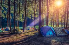 Camping! There's nothing like it!