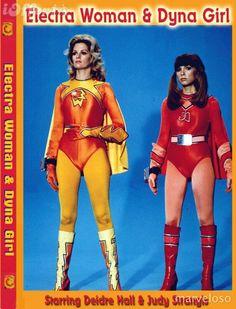 Electra Woman & Dyna Girl (Source: gunbroker)