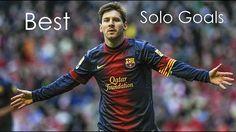 Lionel Messi - Best Solo Goals   HD