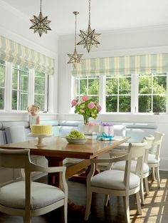 House of Turquoise: Mitchell Wall Architecture & Design + Fifi Lugo  Bausman trestle table
