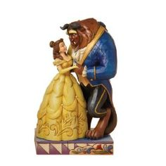 Beauty and the Beast Figurine by Jim Shore
