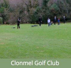 This is one of the oldest golf clubs in Munster, founded in Golf Clubs, Golf Courses