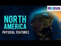 North America- Physical Features - pretty good, just the copywrite symbol in the middle through the whole clip...Still looking for something better, but this is OK.
