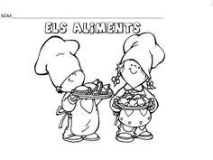 "BUSCANT IDEES: PROJECTE ""ELS ALIMENTS"""