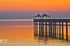 GOLDEN HOUR - Pinned by Mak Khalaf http://ift.tt/1neqSX9 Travel beachbeautifulbridgecaliforniacitycoastcolor imagecolorfulcoloursgoldgoldengolden hourlightnikonnikon d600oceanseaseashoreskysummersunsunrisesunsettamilantowertravelwater by rathishrath