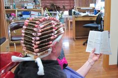 getting a home perm - Google Search