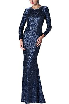 US $250.0  RSE848 Stunning Navy Blue Ball Gown Bling Bling Silver Beads Shining Long Vestidos Festa Formal Gowns Off Shoulder Prom Dress Prom Dresses 