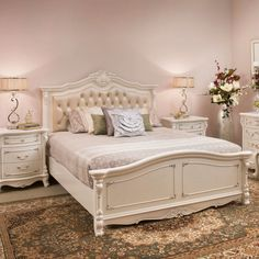 Helene Bedroom - By Dezign Bedroom Sale, Dining Room Furniture, Bed, Furniture, Dreamy Bedrooms, Lounge Furniture, Bedroom, Bedroom Furniture, Bedroom Suite