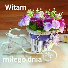 Good Morning Happy Saturday, Flower Designs, Flowers, Wicker Baskets, Potted Garden, Wedding Boutonniere, Mexican Fiesta, Weddings, Valentines