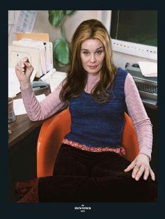 Jessica Lange as Gloria Steinem for NY magazine