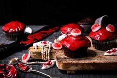 Muffins, Desserts, Food, Scary Halloween, Bakken, Tailgate Desserts, Muffin, Deserts, Meals
