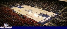 No place I'd rather be than the Kennel to watch Gonzaga basketball. We are GU! College Basketball, Basketball Court, Gonzaga Basketball, Athletic Center, Places In Usa, Spokane Washington, Luau, Athlete