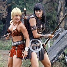 Xena: Warrior Princess: Reboot to Feature Openly Gay Heroine - canceled + renewed TV shows - TV Series Finale Lucy Lawless, Princess Videos, Mejores Series Tv, Feminist Men, Paddy Kelly, Fantasy Heroes, Xena Warrior Princess, Girl Photos, Actors & Actresses