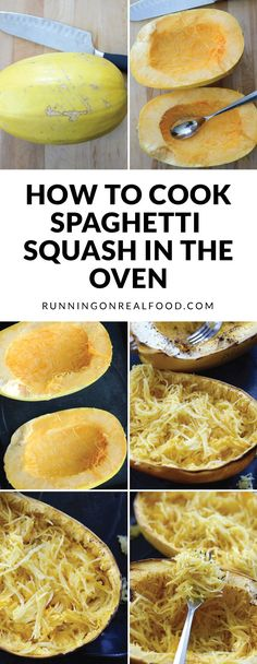 Learn how to cook spaghetti squash for perfect results every time! Great for food prep every week, have on hand for adding to salads and all your favourite recipes. High in calcium, potassium, vitamin A and C, low in calories, carbs and fat.