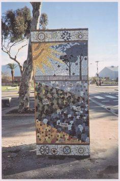 Mosaics, City Photo, Mosaic, Mosaic Art