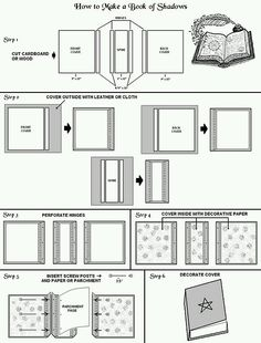 witchoffires this is how I'll be making your book. What color do you want the inside paper?