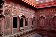 Inside Meharangarh Fort