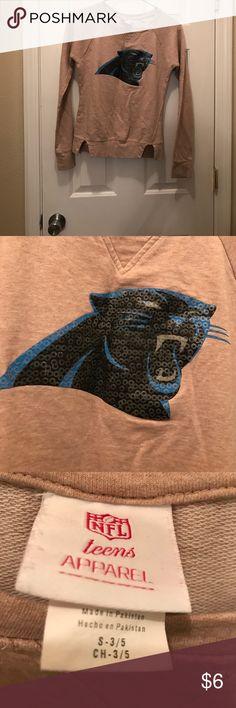 Sweater Perfect for a Carolina Panthers Fan 🏉 Sweaters
