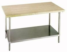 Kitchen Island 48 X 24 unfinished-teak-wood-kitchen-island-table-stand-with-storage-and