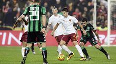 Roma sejrer mod Sassuolo