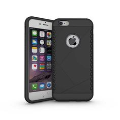 For iPhone 6 Plus 6s Plus Slim Heavy Duty Rugged Armor Case Hybrid Shockproof Silicone Cover Phone Cases For Apple iPhone 7 Plus