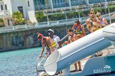 Island Routes Dunn's River Catamaran Cruise